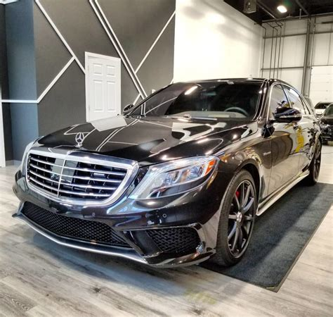 We analyze millions of used cars daily. Paint Correction of 2017 Mercedes-Benz S63 AMG in Edmonton, AB