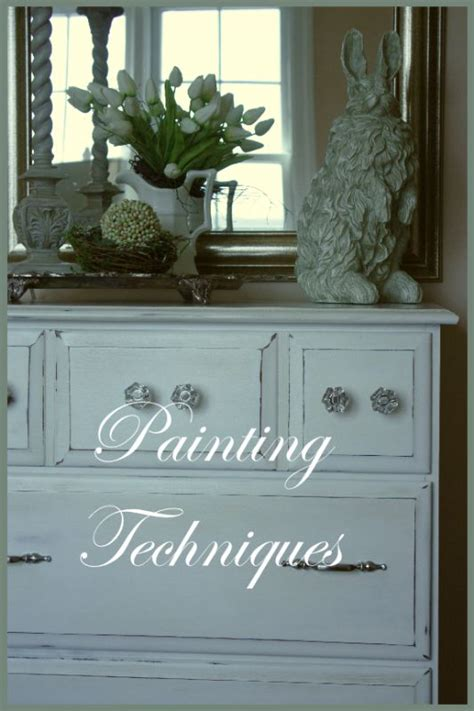 shabby chic painted furniture techniques 50 best images about diy shabby chic furniture on pinterest