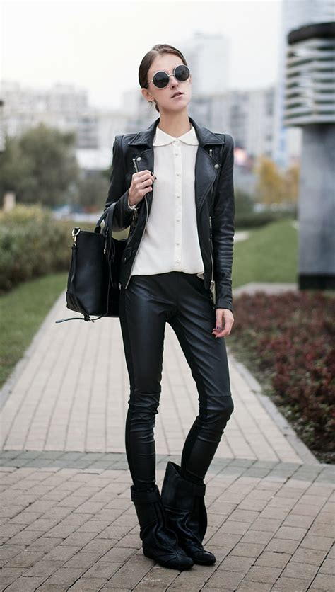 How to Rock the Rock Chic Style u2013 Glam Radar