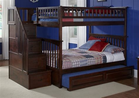 Bunk Beds With Trundle by Is Your Family Enjoying The Trundle Bunk Beds Jitco