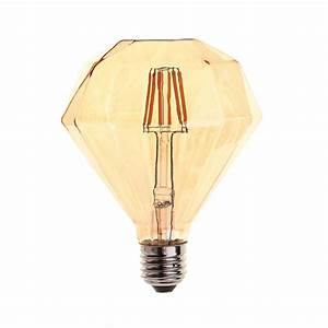 Ampoule Vintage Led : ampoule vintage led beautiful tcp led filament bulb w bc ~ Edinachiropracticcenter.com Idées de Décoration
