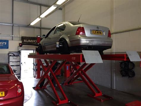 Alignment Tracking For Lowered Cars