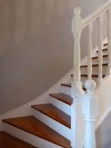 Peindre Un Escalier En Blanc by Les 25 Meilleures Id 233 Es Concernant Escalier Blanc Sur