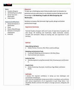 7  Basic Fresher Resume Templates