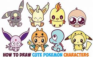 Cute Chibi Pokemon Coloring Pages Images | Pokemon Images