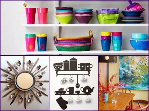 diy kitchen decorating ideas diy kitchen decor 25 new ideas