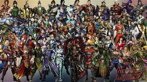 Far Cry 5 Wallpaper 4k Dynasty Warriors 7 By Shangshan3 On Deviantart