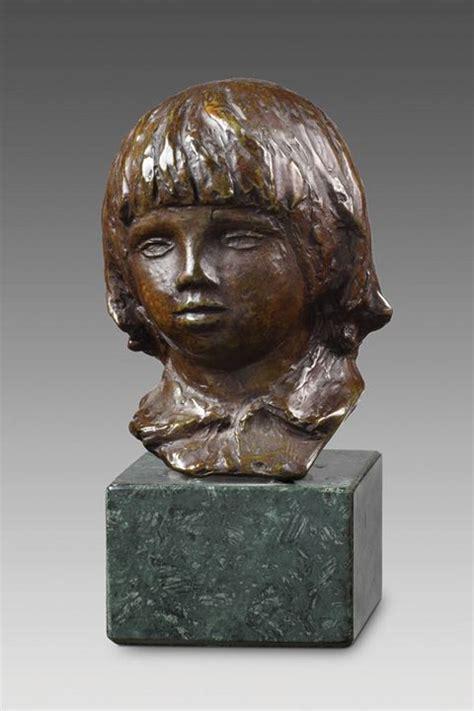Bronze Sculpture Marble Base Renoir Statue Sculptures