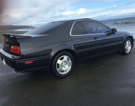 Acura Legend 6 Speed by 1994 Acura Honda Ka8 Black On Black Legend 6 Speed Ls