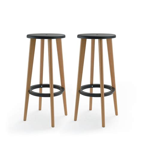 Lot De 2 Tabourets De Bar Harry's By Drawer