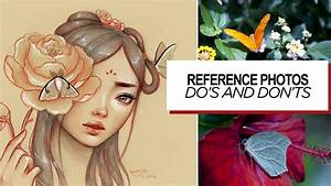 Tips On Using Reference Photos