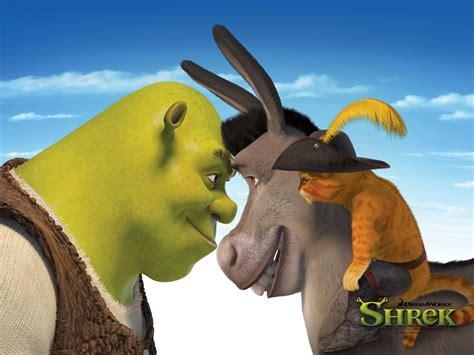 Shrek Forever After Hd Desktop Wallpaper Widescreen