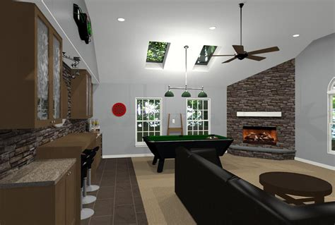 morris county kitchen remodeling  game room