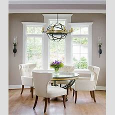 Brighton Beach Furniture And Glass Dining Room Table