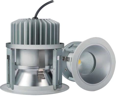 led commercial recessed downlights architectural recessed