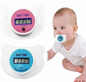 Guide To Digital Pacifier Thermometers