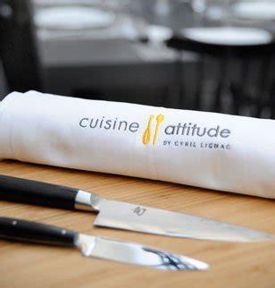 cuisine attitude cours de cuisine cyril lignac