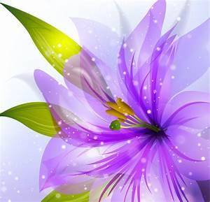 Purple, Flower, Background, Images