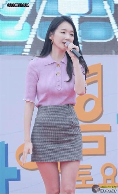 Short Skirt Ggulbest Kang Kyung Min Davichi