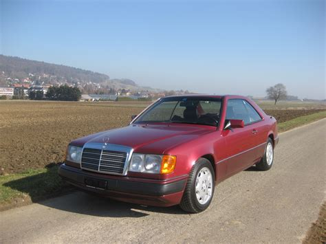 Mercedes-benz 300 Ce-24 Coupé 1991
