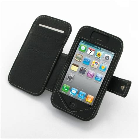 Iphone 4 Bookcase by Pdair Leather Book Apple Iphone 4s 4