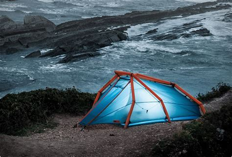 The Wedge Tent   by Heimplanet