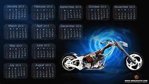Year 2013 Calendar – Best Desktop Wallpaper Calendar 2013 ...