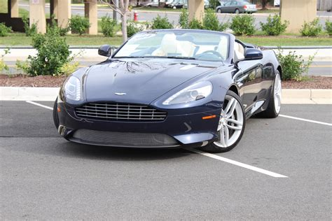 Aston Martin Db9 Volante 2014 2014 Aston Martin Db9 Volante Stock 6nk02785a For Sale