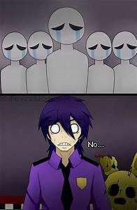 Oh no. -Purple guy Fnaf3- by XxAkaneUchihaxX on DeviantArt