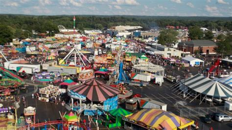Small Fire Shuts Down Ride At Erie County Fair The