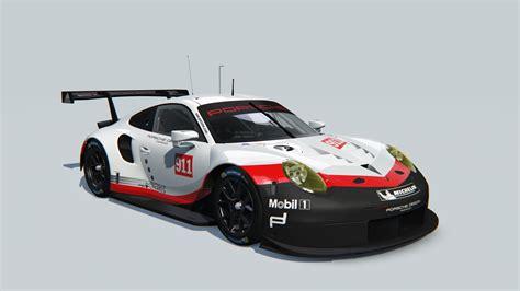 assetto corsa 911 gt3 rsr 2017 assetto corsa