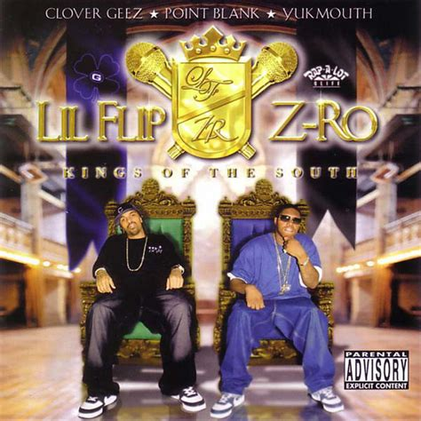lil flip  ro kings   south cd album discogs