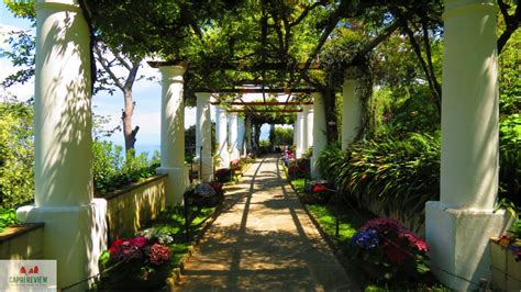 Villa San Michele And Axel Munthe Museum Capri Island Review