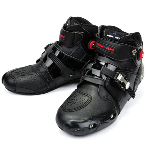 womens motorcycle race boots ξmotorcycle boots pro biker ᗖ high high ankle racing boots
