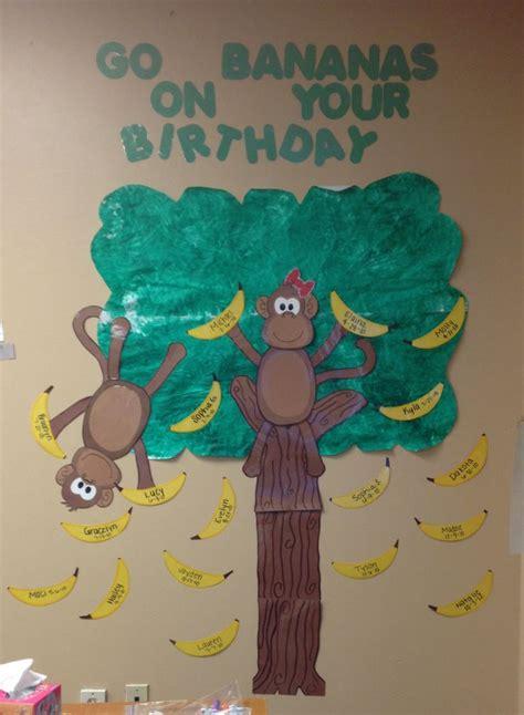 birthday wall   classroom classroom birthday