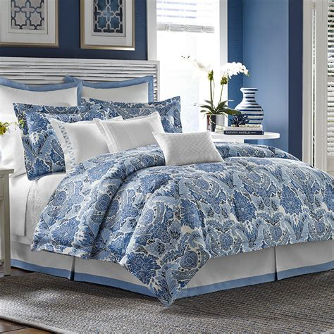 tommy bahama porcelain paradise bedding collection from