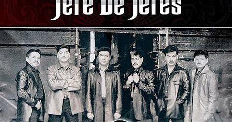 LOS TIGRES DEL NORTE Jefe De Jefes 15 Años | BANDERA DE ...