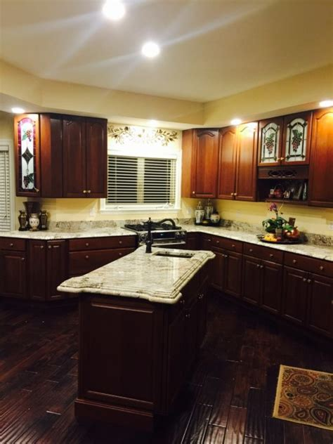 Installing Granite or Cabinet Refacing: Which Comes First?