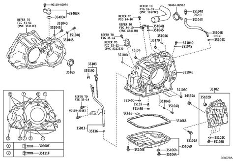 Toyota Corolla Gage Sub Assembly Transmission Oil Level