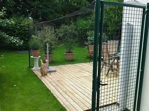 14 besten katzengehege katzenzaun bilder auf pinterest With katzennetz balkon mit garden spiele