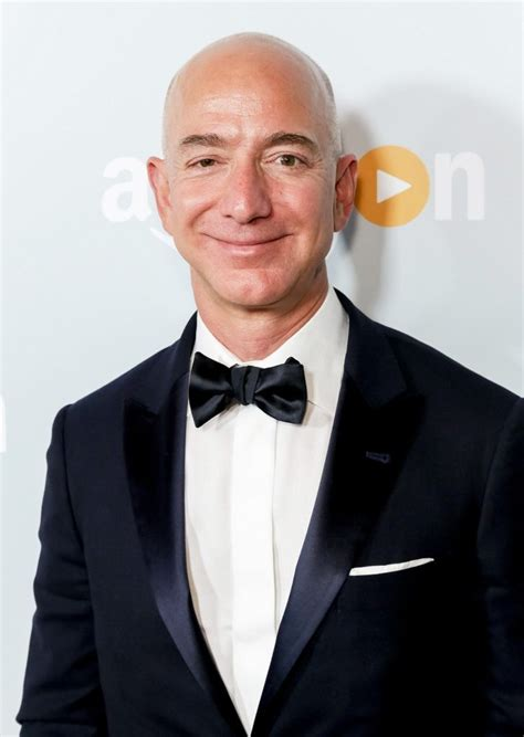 Jeff Bezos Net Worth, Age, Wife & Full HD Pictures