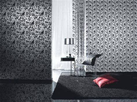 wallpapers in home interiors bloombety wallpaper for home interiors design apply