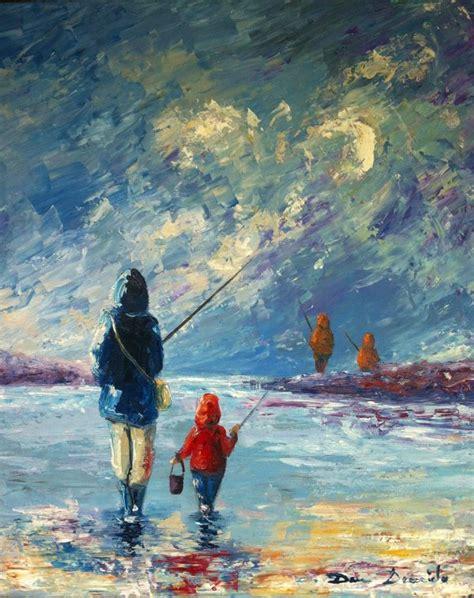 marine sur toile huile au couteau la peinture le dessin mes passions mon