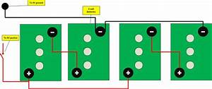 Teamburr Blog  Rv Battery Wiring 6 Volt In Series And Parallel