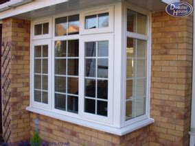 Upvc Bay Windows, Upvc Bow Windows, Upvc Double Glazing