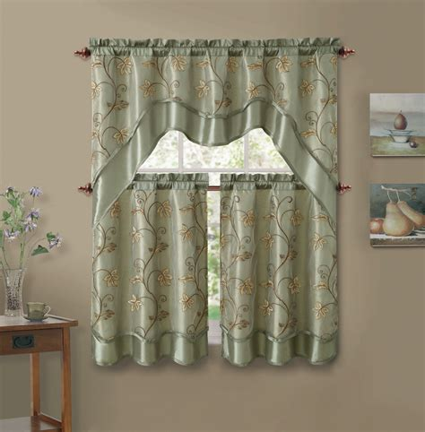 cheap swag ls for sale floral swags and garlands cheap kitchen curtains online