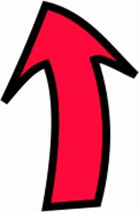 Upward arrow clipart - BBCpersian7 collections