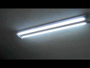 Fluorescent Lighting Replace Fluorescent Light with LED