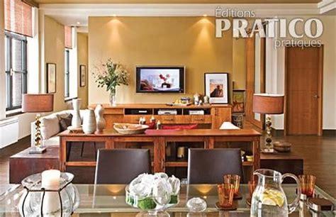 cuisine salon aire ouverte deco salon cuisine aire ouverte