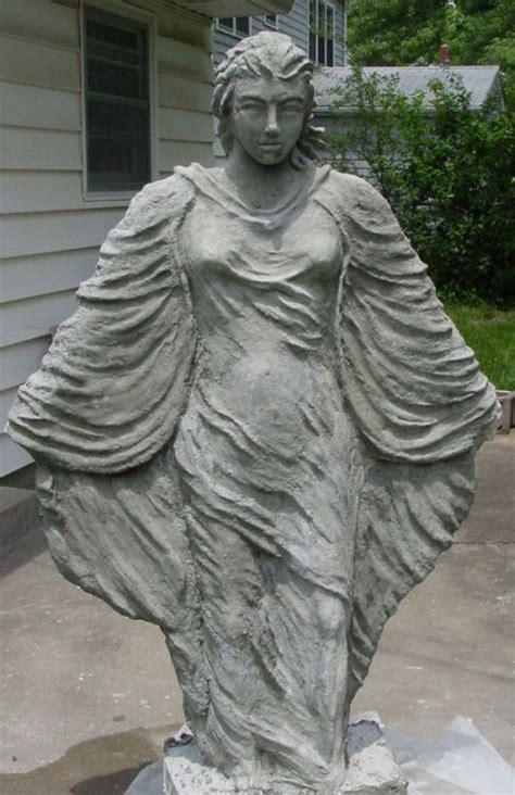 statue female figure hypertufa forum